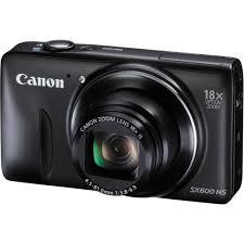 canondriver.net- PowerShot SX600 HS