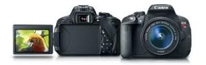 Canon EOS Rebel T5 18-55 IS II Kit Camera