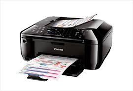 Canon Pixma MX518 Multifunction Printer
