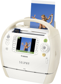 Canon SELPHY ES40 Printer